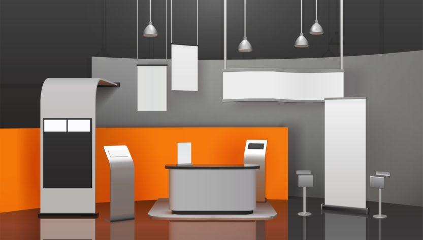 Differenza tra stand modulare, preallestito e personalizzato